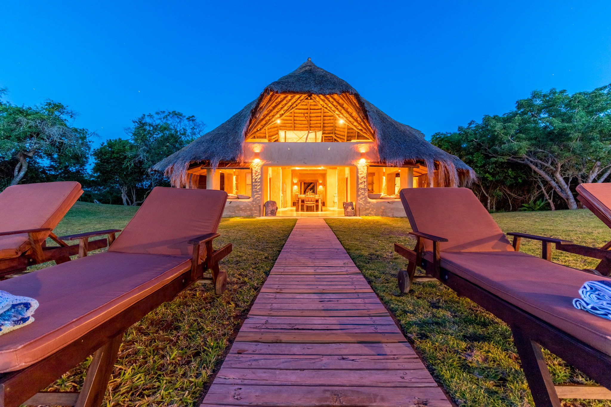 Mama's Lodge - Inhaca Lodge Mozambique