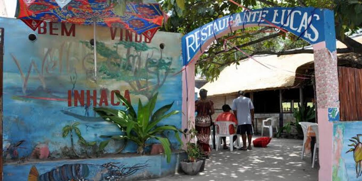 Lucas Restaurant Inhaca Island